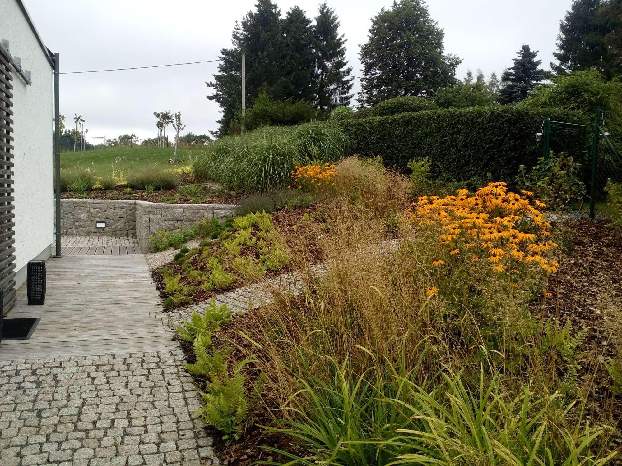 V případě realizace vaší soukromé zahrady – služby architekta zdarma