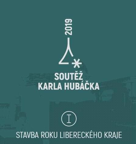 Vyhráli jsme stavbu roku Libereckého kraje